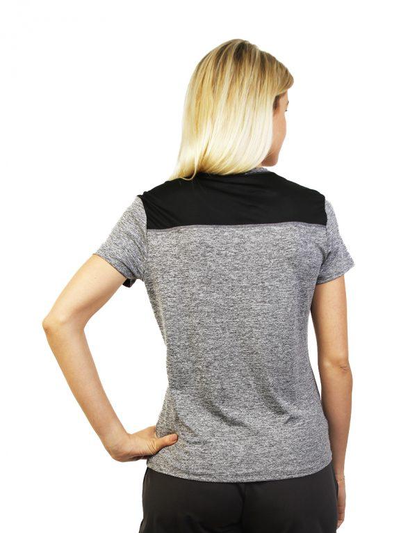 Gym t-shirt for ladies