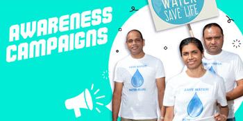ONG NGO T-shirt Mauritius