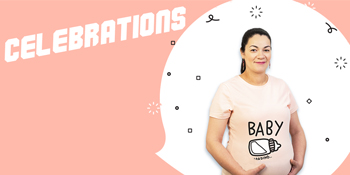 Baby Shower T-shirts