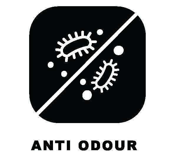 Anti-odour clothing icon