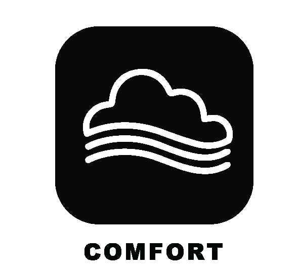 Comfort clothing icon