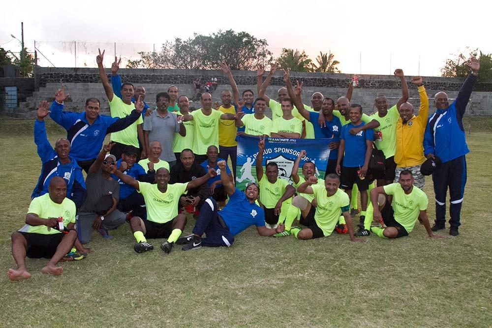 Football Jeysey with name Mauritius