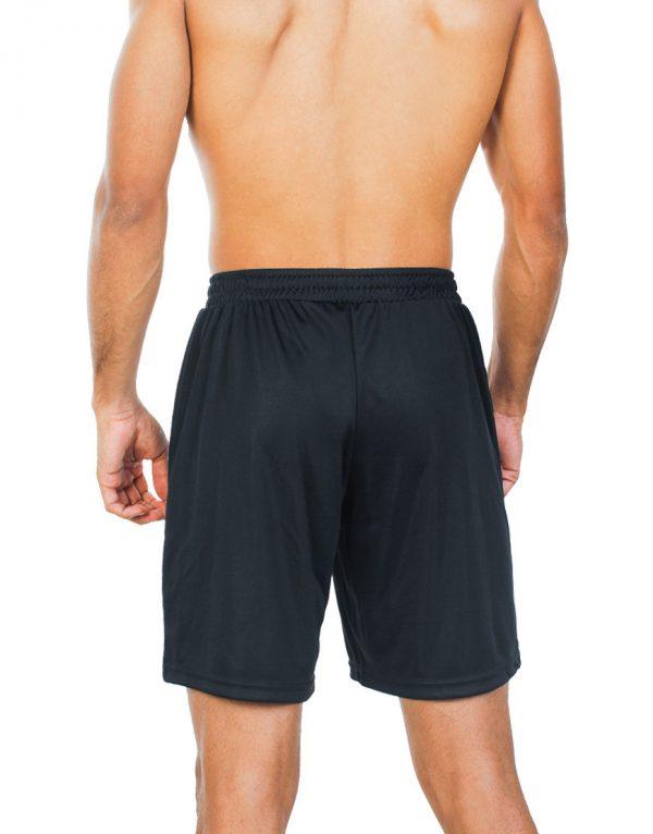 Men Black sport shorts Mauritius