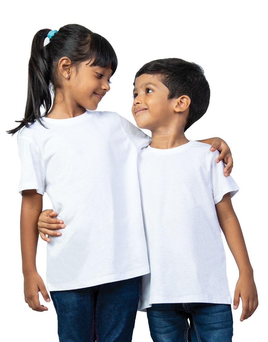 Custom Kid's T-shirt Printing